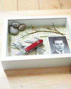 Preserve Family History with Memorykeeping Crafts--this is a great idea with keepsakes