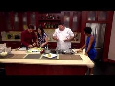 COOKING: Chef Graham Elliot