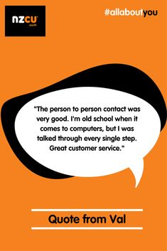 Don't just take our word for it, here is what one of our members had to say. #memberquote #servicewithasmile