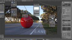 Blenderlounge - Incruster un objet 3D dans une photo