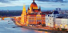 Confession: Until we visited Budapest, we didn't think much of it. But we were immediately enamored ... - TomasSereda/Getty Images