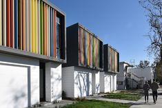 Oak Park Housing | Architect Magazine | Johnsen Schmaling Architects, Sacramento, CA, Multifamily, Residential Projects, California