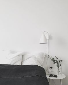 Aesence | Minimal Bedroom Ideas | White Bedroom Styling | Simplicity & Minimalism