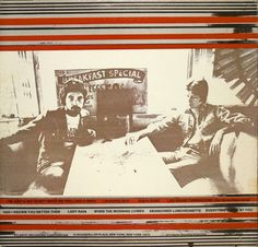 Daryl Hall & John Oates - Abandoned Luncheonette (Vinyl, LP, Album) at Discogs