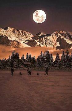 Beautiful Moonlight !