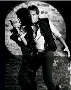 Will Arnett as Harrison Ford