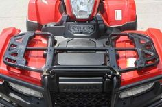 New 2016 Honda FourTrax Foreman Rubicon 4x4 ATVs For Sale in Arkansas. 2016 Honda FourTrax Foreman Rubicon 4x4, PRICE INCLUDES 300 BONUS BUCKS Heartland Honda is Arkansas's 1st Honda Powerhouse Dealership. We have been a locally owned and operated dealership since 1996 and we sincerely appreciate the opportunity to earn your business. Please contact us for more information. *Price includes all manufacturer rebates, incentives and promotions. **Price is Manufacturer's Suggested Retail Price…