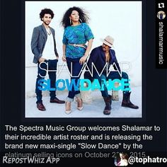 "#Repost @shalamarmusic  By @tophatro via @RepostWhiz app: TIME TO KEEP IT MOVIN!!!! #Shalamar and #spectramusicgroup with @jodywatley @nateallensmith @tophatro ARE READY TO GIVE YOU THE FIRST TASTE OF ""SLOWDANCE"" THE NEW VIDEO FROM #Shalamar #ShalamarReloaded (#RepostWhiz app) #instagood #dj #djs Rap #BattleDjs #ClubDjs #Funk #BreakBeats #Hiphop #Jazz  #Talnts #HouseMusic #Reggae  #RocknRoll  #PopMusic #Seratodj  #VinylRecords  #haveuheardpromo #Brooklyn #NYC #party #turntablism #rap #Dance…"