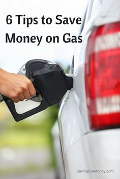 Concerned about the ever increasing cost of gas? Save money on gas for your vehicle with a few small changes to your driving and shopping habits. Money Saving Meals, Save Money On Groceries, Ways To Save Money, Money Tips, Money Hacks, Saving Money For Christmas, Online Job Opportunities, How To Save Gas, Financial Tips