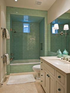 Small Bathroom Ideas Design, Pictures, Remodel, Decor and Ideas... our new bathroom is somewhat smaller, but loving the colour theme!