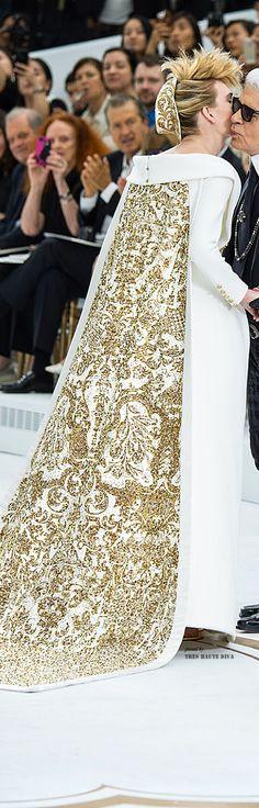 Chanel Haute Couture Fall 2015 ♔ Tres Haute Diva