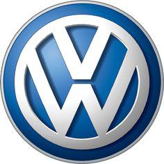 de symmetrie van het Volkswagen logo