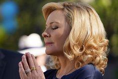 Fox has ordered the drama pilot 'Filthy Rich,' starring Kim Cattrall, to series. Kim Cattrall, David Denman, Gerald Mcraney, Fall Tv Shows, Katherine Moennig, Fox Series, Issa Rae