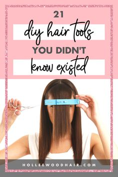 If you like to do your own hair at home, you have to check out these game-changing hair tools. They'll make any DIY haircut or hair color a breeze. So if you do color at home, or want to cut your own hair, check out these fabulous DIY hair products for sale. They will blow your mind. #DIYHair #DIYHairTools #DIYHairProducts #Hairstyles #HairTips #HairHacks #BeautyHacks Cut Own Hair, How To Cut Your Own Hair, Hair Cuts, Pelo Natural, Natural Hair Care, Natural Hair Styles, Cut Bangs, Beauty Tutorials, Beauty Hacks