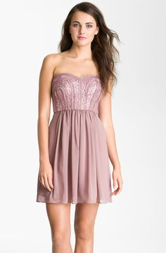 semi-formal dress. supppaaa pumped!