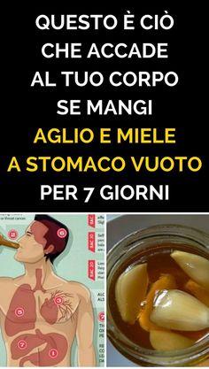 Questo è ciò che accade al tuo corpo se mangi aglio e miele a stomaco vuoto per 7 giorni