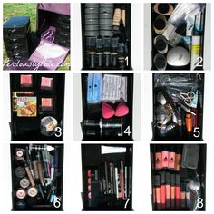 What's Inside My Professional Makeup Kit ~ Beauty Spotlight Team Mystery Post • Perilously Pale