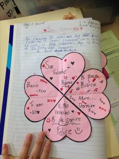Celebrating San Valentino with some Italian vocabulary.