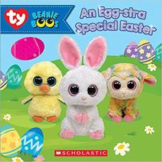 An Egg-Stra Special Easter (Beanie Boos: Storybook with egg stands) (Paperback) Easter Books, Easter Eggs, Ty Boos, Its Christmas Eve, Easter Specials, Spring Books, Beanie Boos, Egg Hunt, Happy Easter