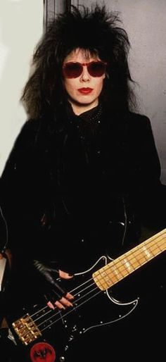 Patricia Morrison Patricia Morrison, Sisters Of Mercy, Women Of Rock, Dream Pop, Rock Of Ages, Women In Music, New Romantics, Gothic Rock, Cultural