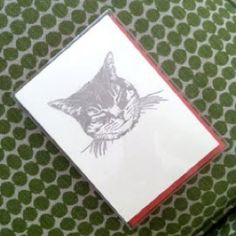 Cute cat cards