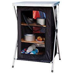 Alacena plegable con cubierta para camping-Sodimac.com