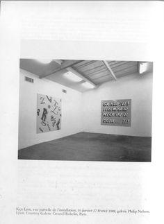 """Ken Lum texte critique """"art et langage, années 80, oeuvres choisies """" Critique, Lyon, Les Oeuvres, Art, Language, Art Background, Kunst, Performing Arts"""