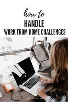 Are you working from home or thinking about starting a remote job? If the answer is YES this is for you!   Recently, as many of you, I was faced with a situation where I had to start working from home full time and this changed my whole perspective about the whole work from home concept. In this article, I talk about my WFH challenges and some ideas to overcome them. Work from home office ideas, tips and schedule.   #workfromhome #homeoffice #homebusiness #officeideas #workfromhometips Freshman 15, Mom Schedule, Happy Mom, Time Management Tips, Work From Home Moms, Student Loans, Diet Pills, Weight Gain, Weight Loss