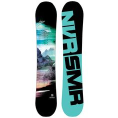 Never Summer Infinity Snowboard - Women's 2017