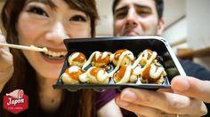 RECETA DE TAKOYAKI FÁCIL Y SIN MOLDE (también vegetarianos) Takoyaki Recipe, Japanese Food, Nom Nom, Easy, Cooking Recipes, Ethnic Recipes, Nihon, Youtubers, Otaku