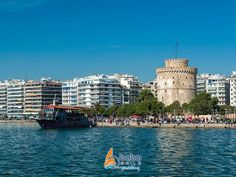 Good morning from Thessaloniki ! 😍 #babasails #yachts #sailing #halkidiki #SKG #tour #thingstodo