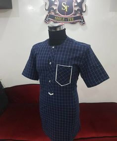 No automatic alt text available. African Shirts For Men, African Dresses Men, African Attire For Men, African Clothing For Men, Latest African Fashion Dresses, African Print Fashion, African Wear, Nigerian Men Fashion, Mens Fashion