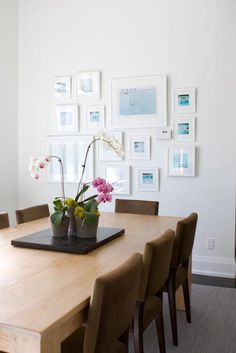 1000 images about wall arrangements on pinterest Painting arrangements on wall
