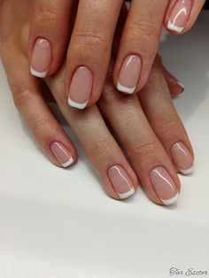 #mywork #hungary #frenchnails #frenchshellac #naturalnails #nails