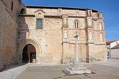 Valladolid Peñafiel - Iglesia Convento de San Pablo