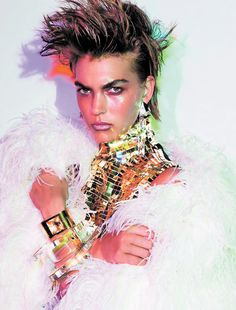glam rock vogue - Google Search
