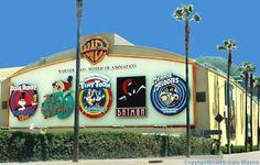 Warner Bros, Burbank CA