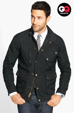 Penfield 'Walpole' Wax Coated Jacket available at #Nordstrom