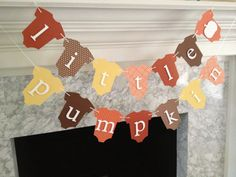 Fall Baby Shower Cupcakes White Frosting Piped On With
