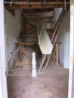 Farmhouse Renovation ~ #BethesdaStyle Farmhouse Renovation, Interior, Style, Swag, Indoor, Interiors, Outfits
