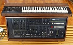 MATRIXSYNTH: Korg PS 3200 Rare Analog Synthesizer Superb Condit...