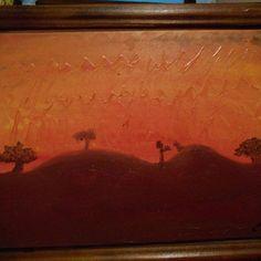 Curvas #paleont #arte #óleo #cuadroartistico #pintura #méxico #dinosaurod #art…