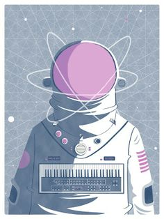 synth cosmonaut #cosmonaut #cover