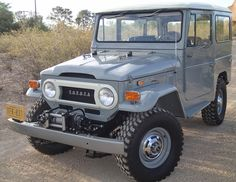 Land Cruiser Of The Day! – Enter the world of Toyota Land Cruisers Toyota 4x4, Toyota Trucks, Toyota Cars, Toyota Vehicles, Toyota Land Cruiser, Fj Cruiser, Classic Trucks, Classic Cars, Pick Up