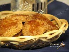 Печенье из песочного теста со сметаной