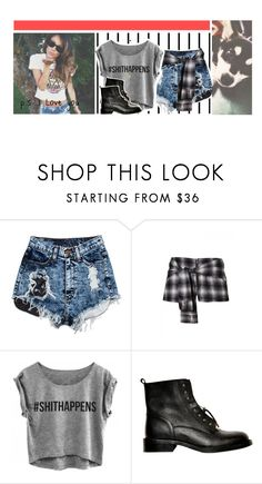 """""""I wanna dance #44"""" by cidinha-001 ❤ liked on Polyvore featuring Forum, MELLOW YELLOW and Payne"""