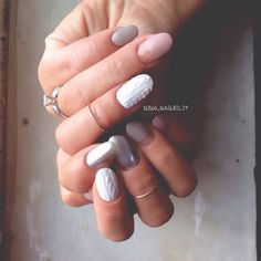 cable knit nails - Google Search