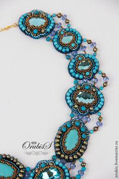 ~~Baladi ~ beaded necklace detail by Orubis~~