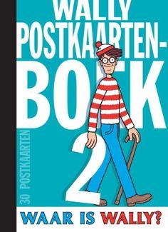 Waar is Wally - Waar is Wally Postkaartenboek 2