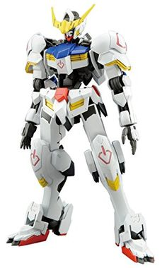 Figure Model Kits - Bandai Hobby Orphans Gundam Barbatos Gundam IronBlooded Orphans Action Figure 1100 Scale -- Read more at the image link.